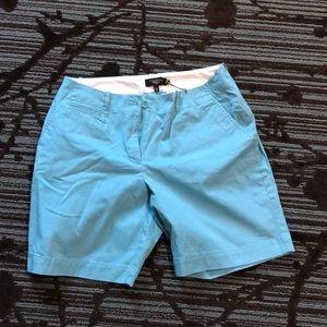 Talbots boat shorts size 12w